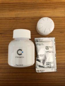 クレベリン内容物