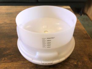 超音波加湿器タンク