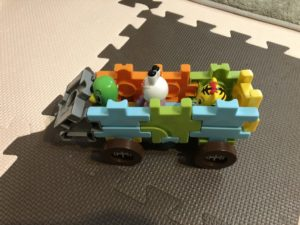 ブロック車